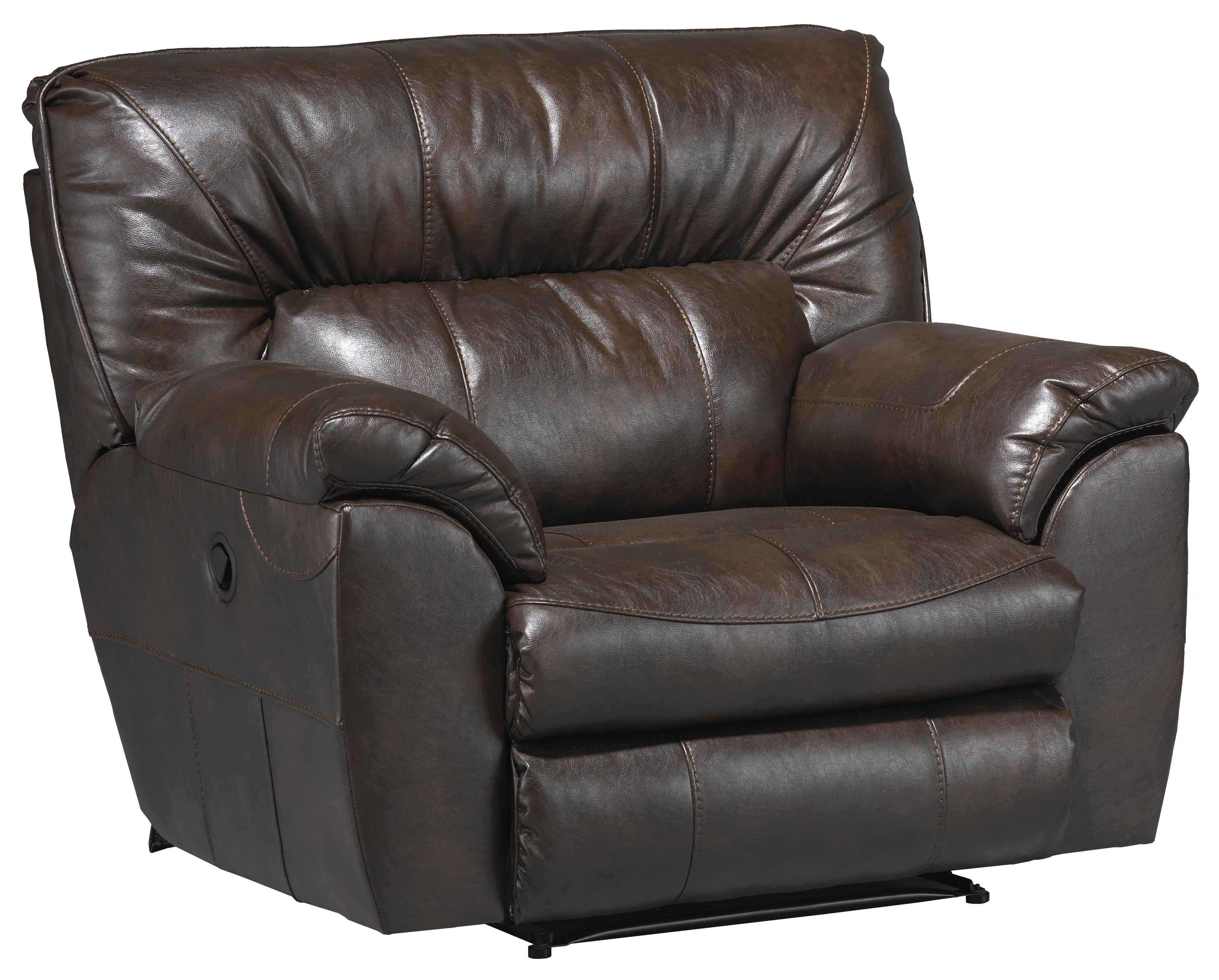 Catnapper Chair Catnapper Nolan Power Extra Wide Cuddler Recliner With