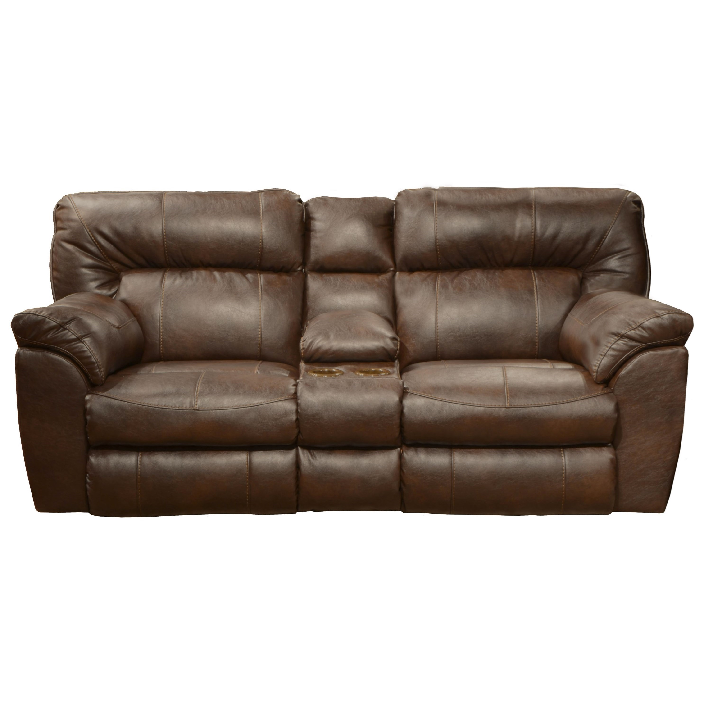 catnapper sofas and loveseats mini sofa for bedroom nolan power extra wide reclining console