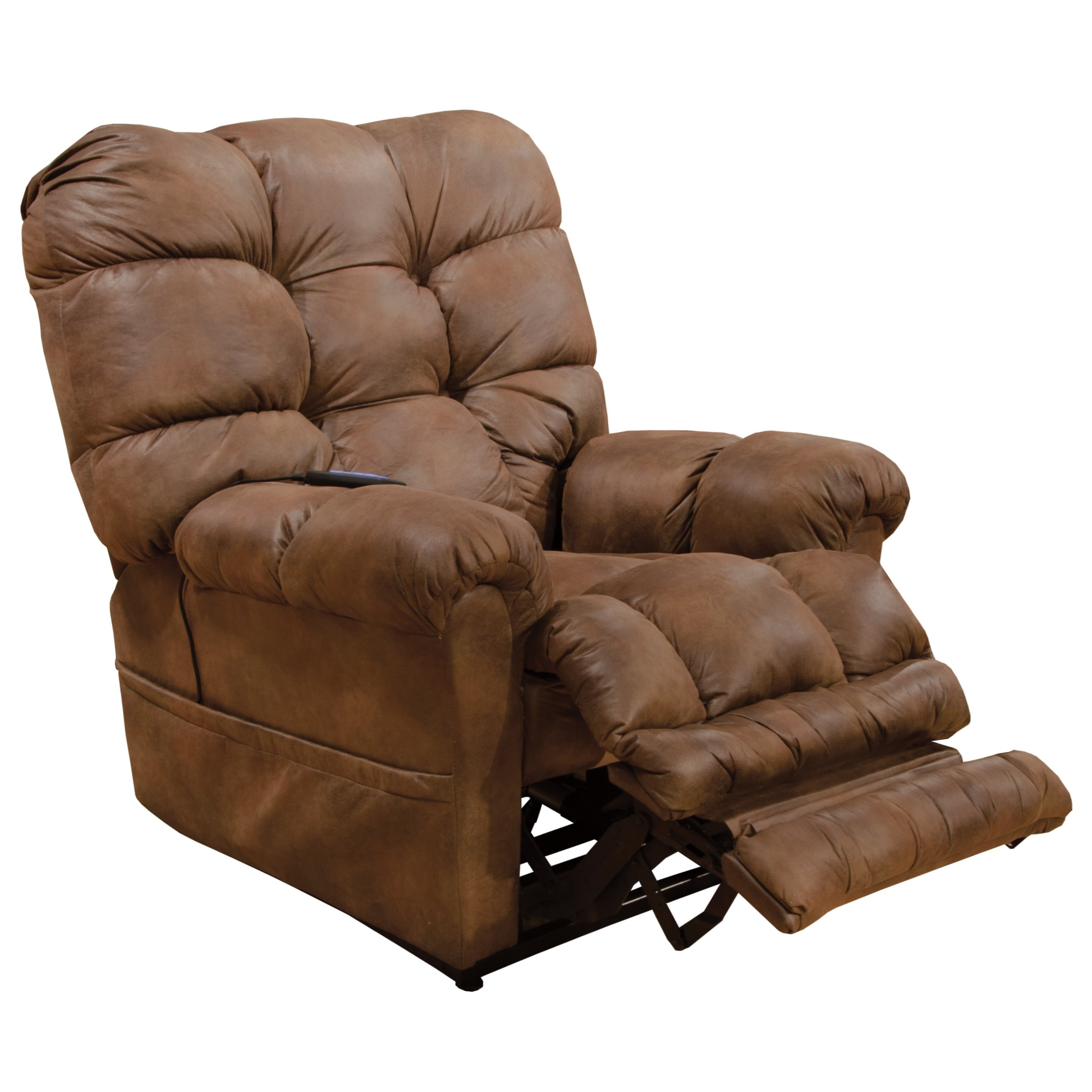 Catnapper Lift Chairs Catnapper Oliver Casual Power Lift Recliner With Extended