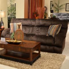 Catnapper Sofas And Loveseats N More Nz Siesta Lay Flat Reclining Sofa With Wide Seats