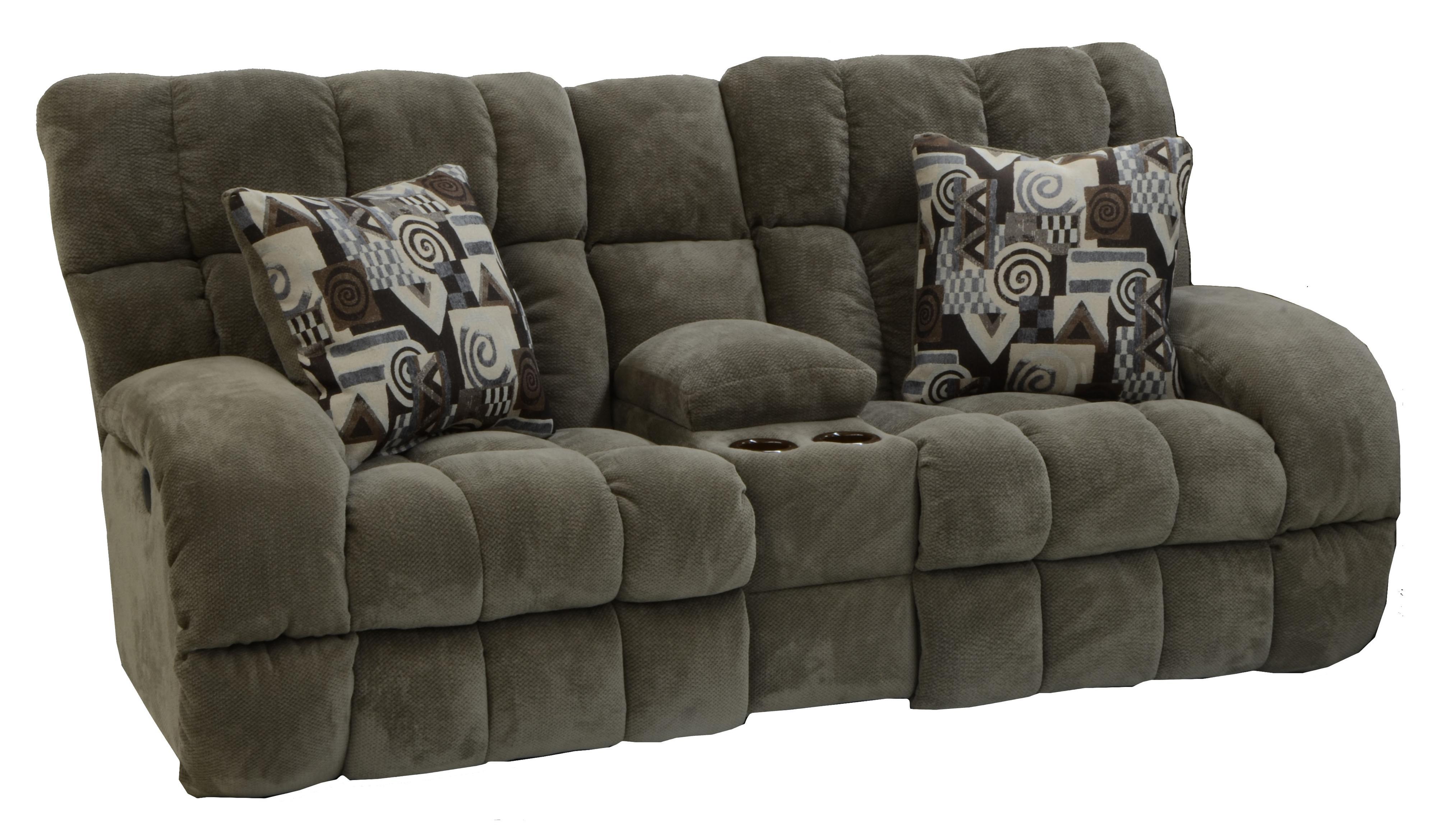 catnapper sofa narra set design philippines siesta power lay flat reclining console loveseat