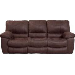 Catnapper Sofa And Loveseat Colette Khaki Terrance Reclining Knight Furniture
