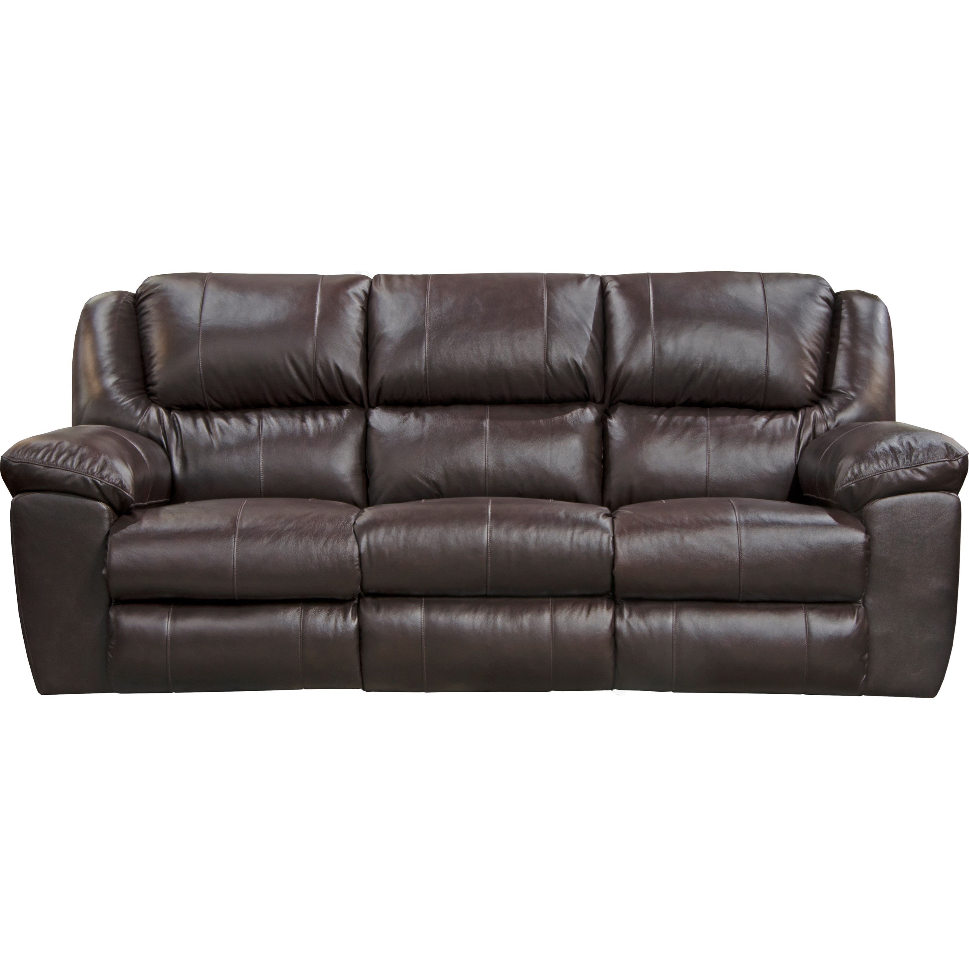 catnapper sofa and loveseat leather office furniture transformer ii ultimate with 3 recliners