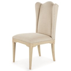 Monarch Double X Back Dining Chairs Green Century Fine Furniture Mn5371 Hannah Upholstered