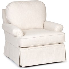 Swivel Accent Chairs Vanity America And Ottomans Glider