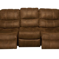 Reclining Sofa With Nailhead Trim Instyle Sofas London Road Glasgow Cheers Xw9507m 374 Casual Power