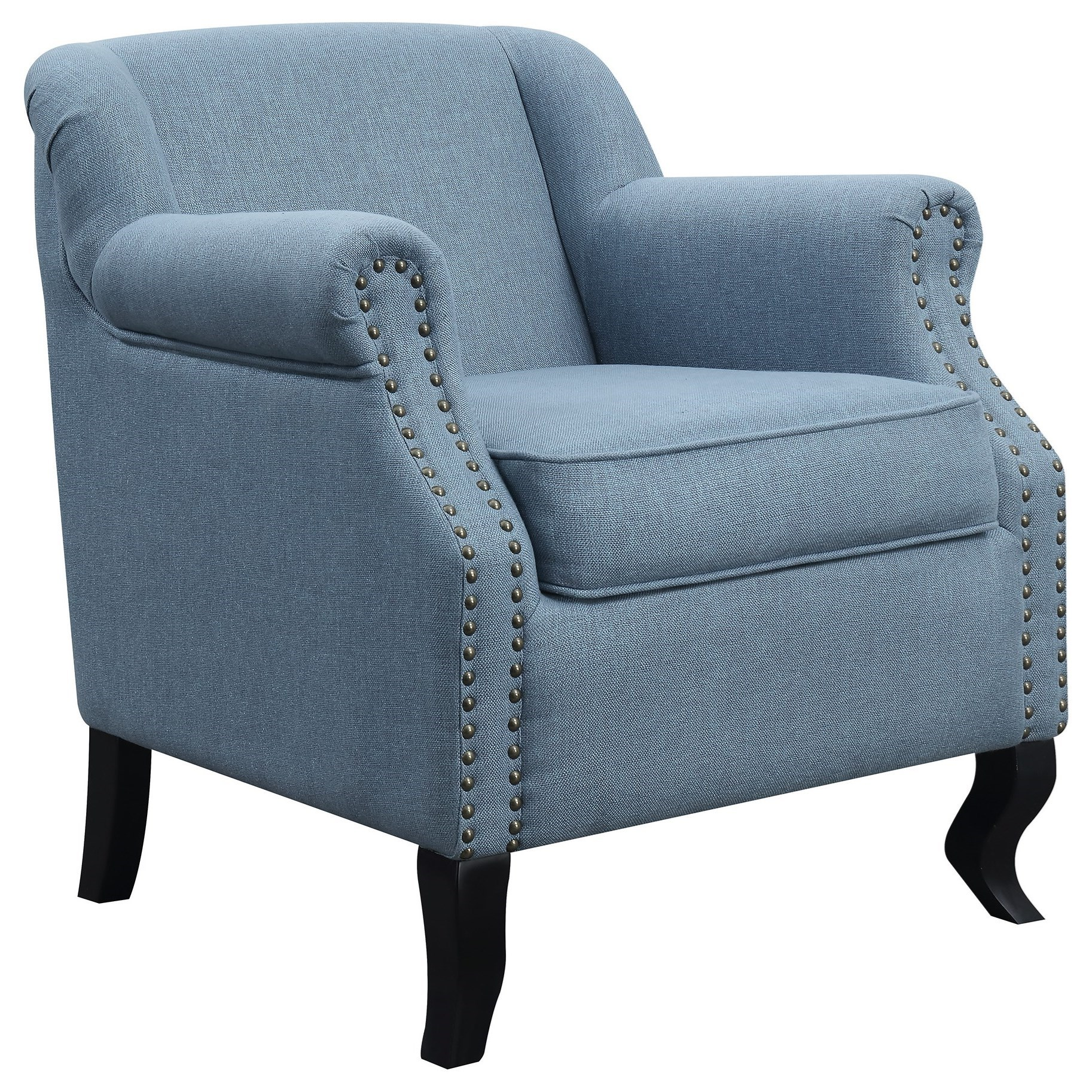 traditional accent chairs west elm leather chair coaster seating 903360