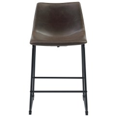 Chair Height Stools Leather Glider Coaster Dining Chairs And Bar 102535 Counter