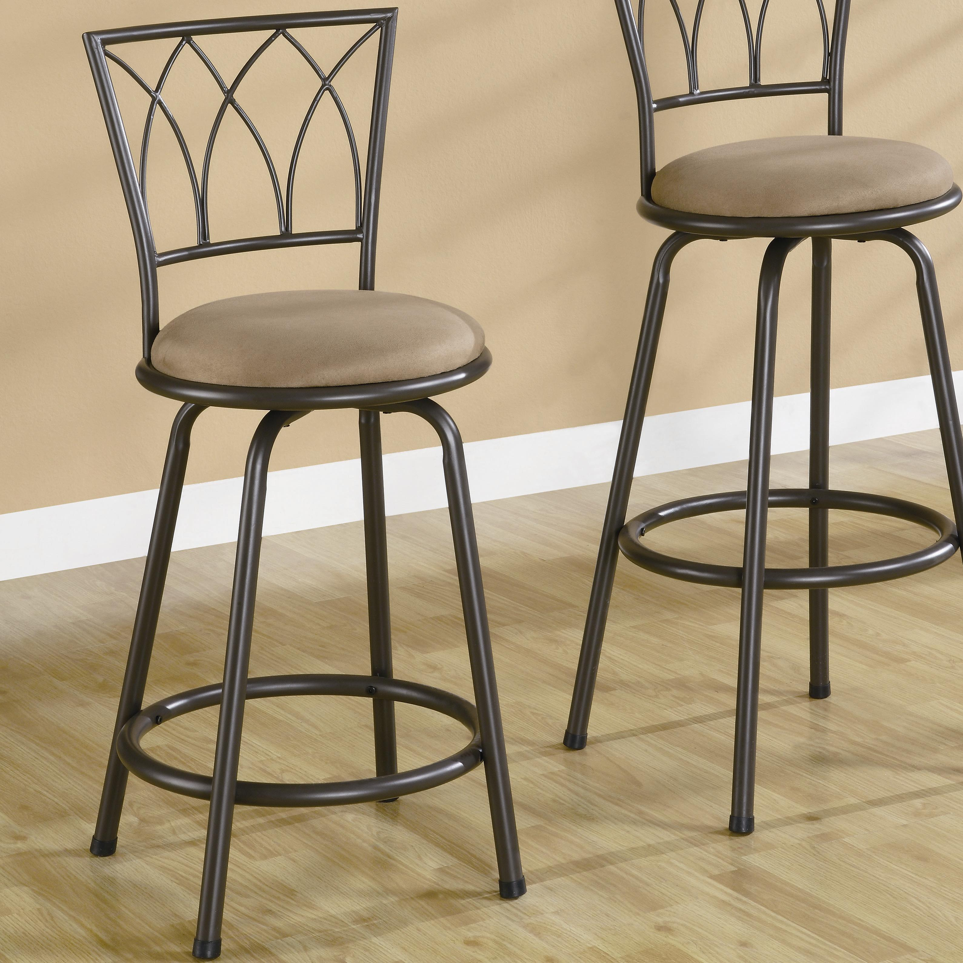 Bar Stools Chairs Coaster Dining Chairs And Bar Stools 122019 24 Quot Metal Bar
