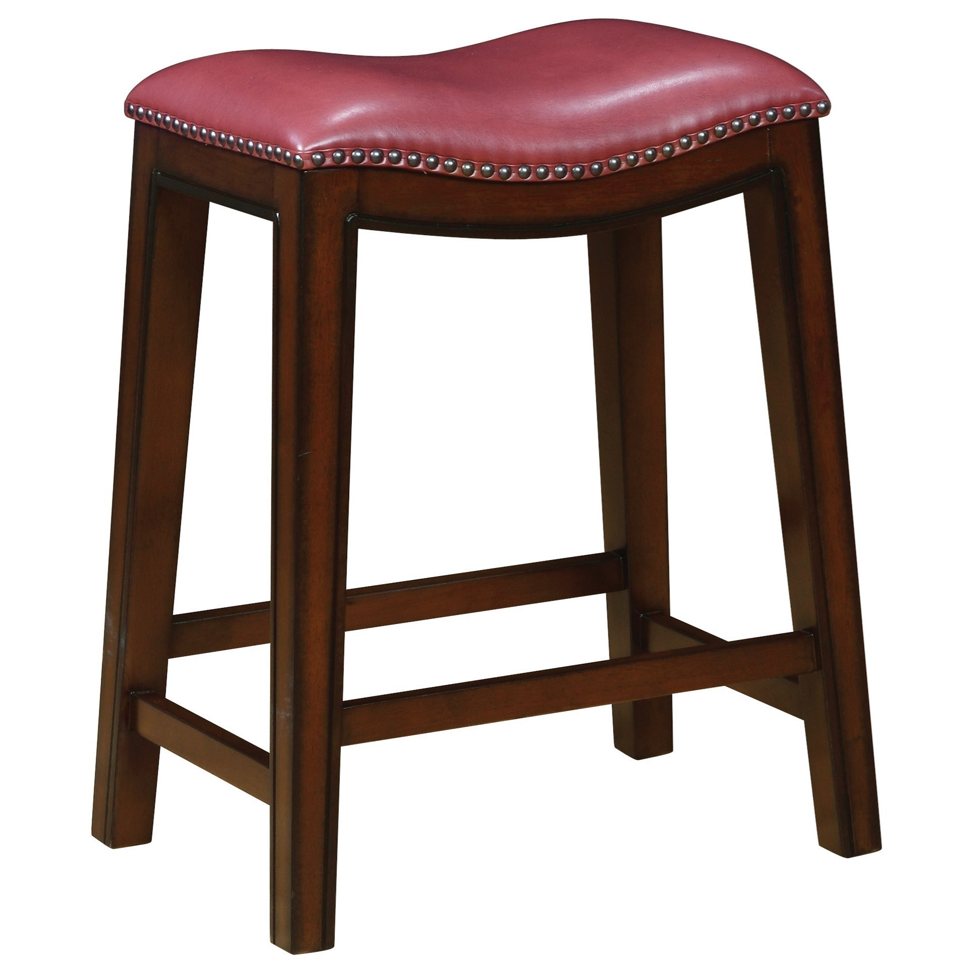 chair stool counter height toddler high booster seat coaster dining chairs and bar stools 122267 backless