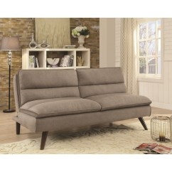 Coaster Futon Sofa Bed With Removable Armrests Review Ikea Malaysia