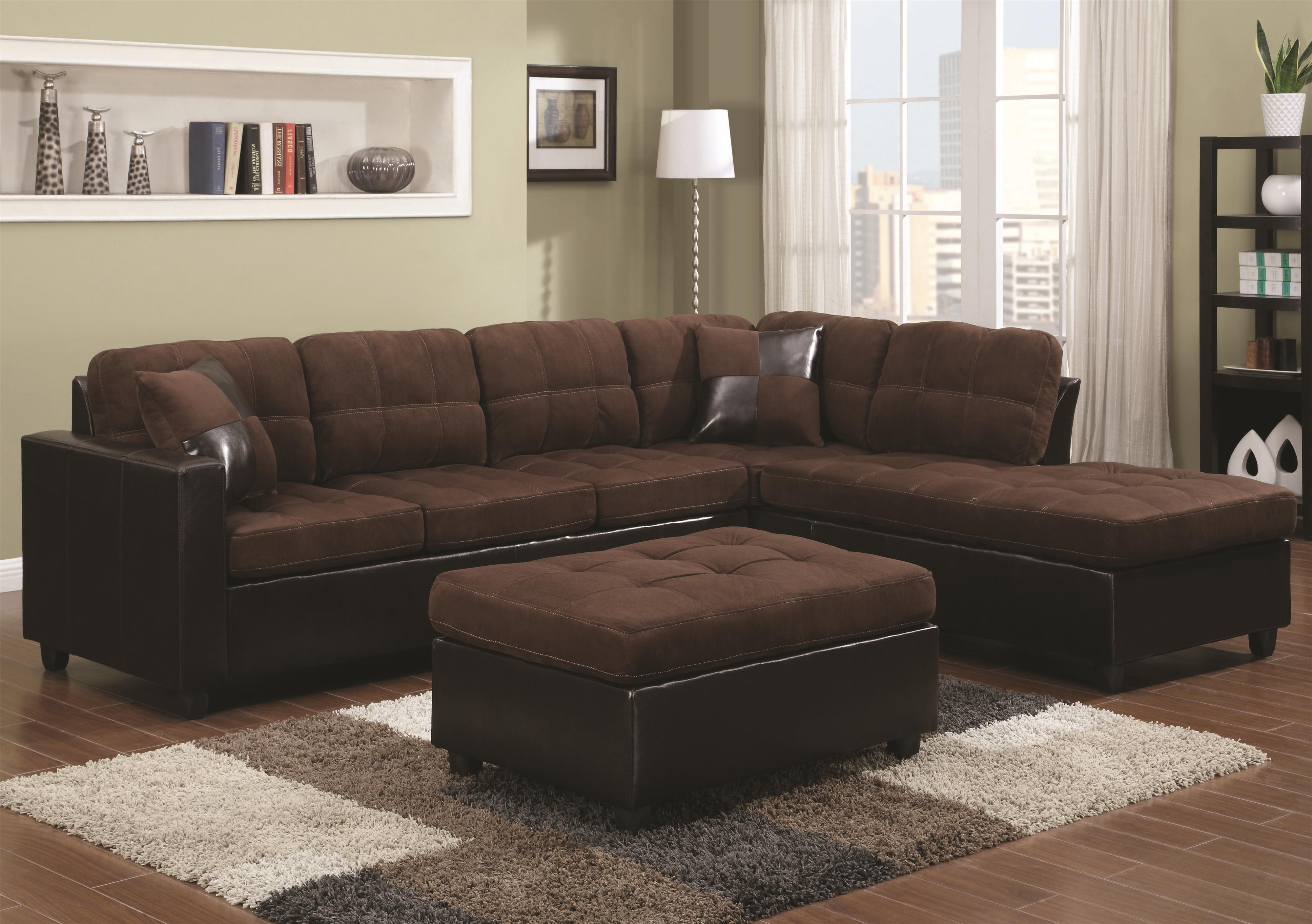 sofa deals nj frontier grey fabric bed coaster mallory reversible sectional with casual and