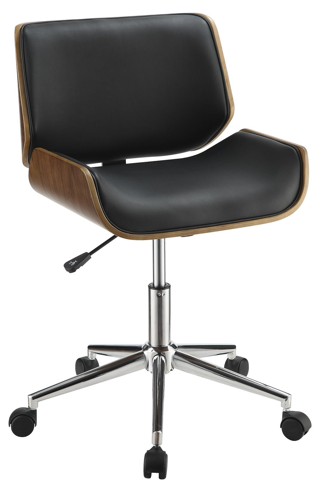 office chair dealers near me pottery barn black windsor chairs coaster 800612 contemporary leatherette