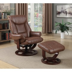 Ergonomic Chair And Ottoman Walmart Cushions Coaster Recliners With Ottomans 600087