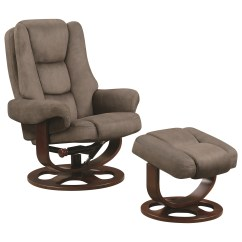 Reclining Chair And Ottoman Canopy Beach Chairs At Bj S Coaster Recliners With Ottomans