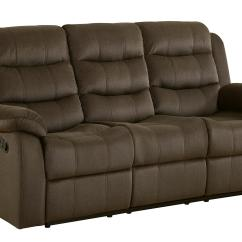 Liberty Sofa And Motion Loveseat Box Set Designs Coaster Rodman Casual With Pillow Arms Value