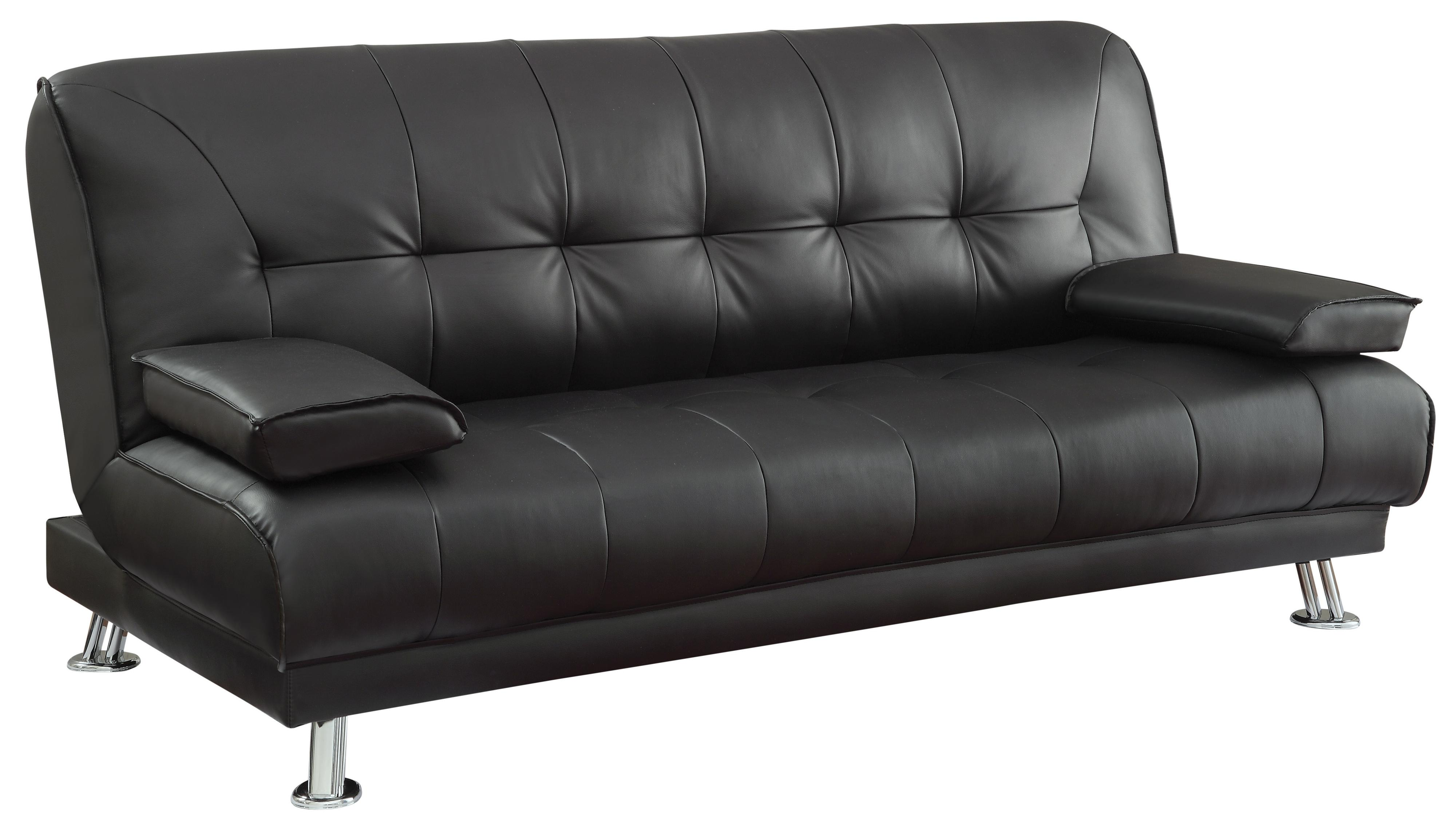sofa deals nj freedom copenhagen size coaster beds and futons faux leather convertible