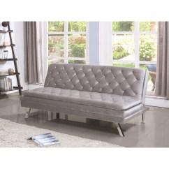Coasters Sofa Bed Big Cushion Coaster Beds And Futons 360019 Glamorous