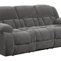 Sofa Deals Nj Best Sets For Home Coaster Weissman Casual Pillow Padded Reclining