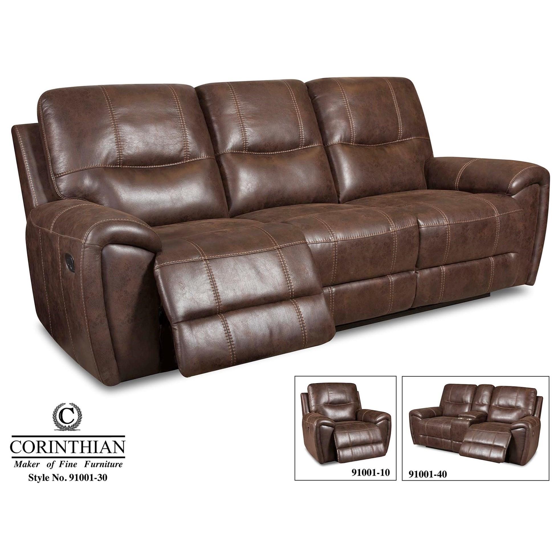 corinthian sofas ava tufted sleeper sofa canada 91001 casual reclining miskelly