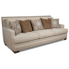 Corinthian Mead Sectional Sofa Best Cheap Sofas 2018 Anna Linen 34b3 Transitional With Nailhead