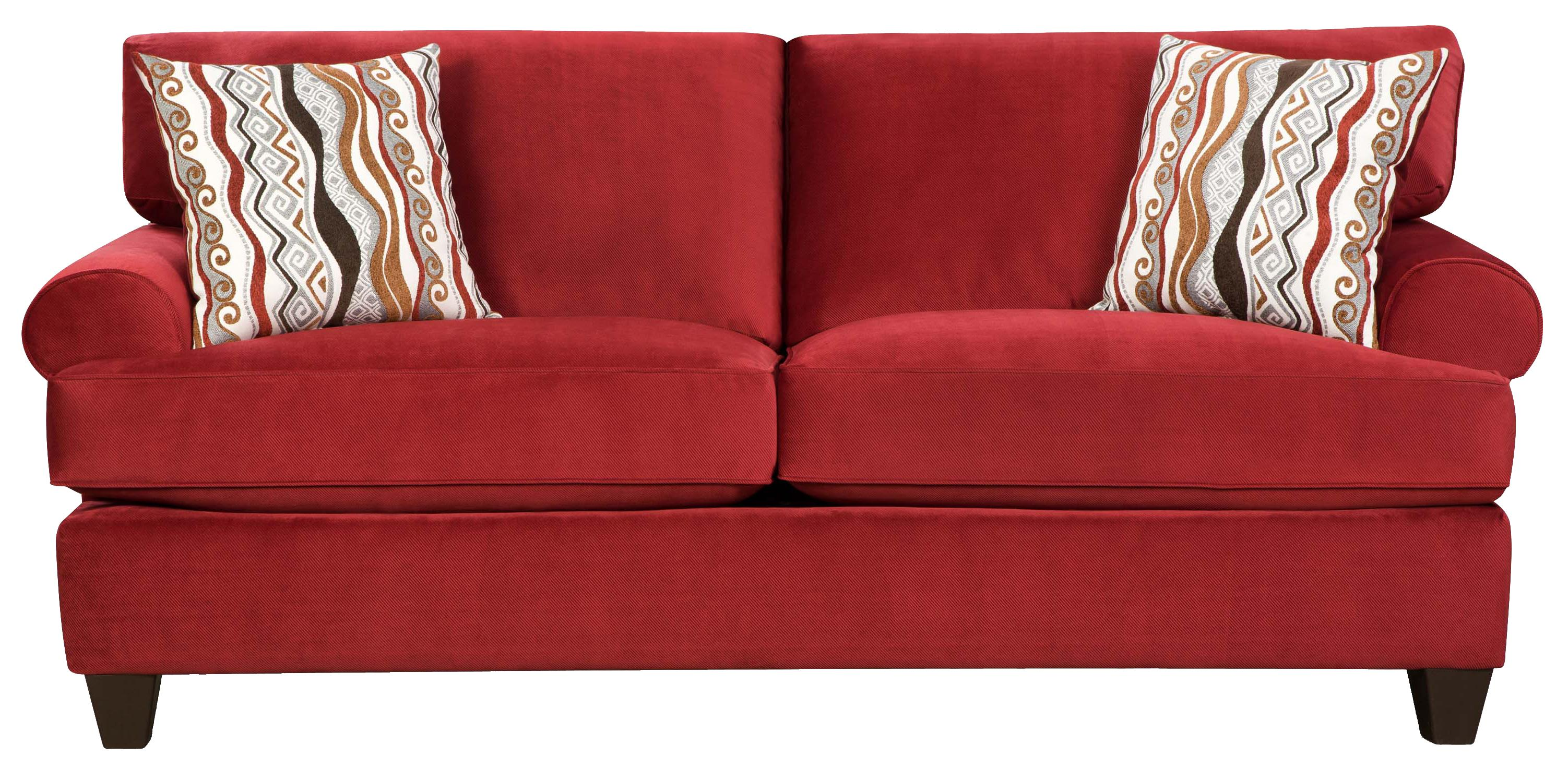 corinthian mead sectional sofa dora flip out bed 47b0 casual and contemporary living room