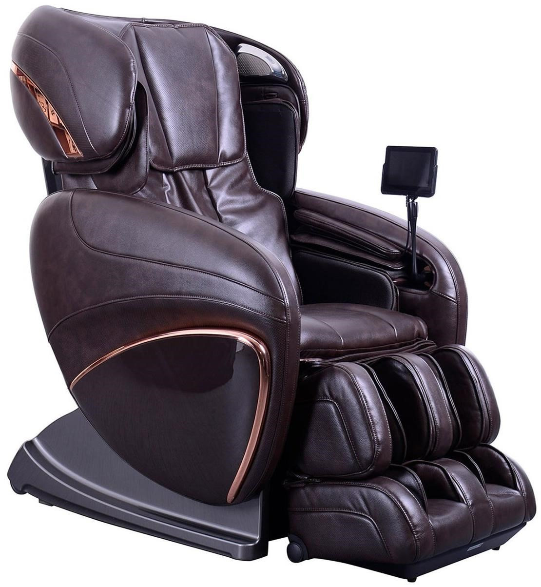 Cozzia Massage Chairs Cozzia Cz Reclining Massage Chair With Advanced 3d Massage