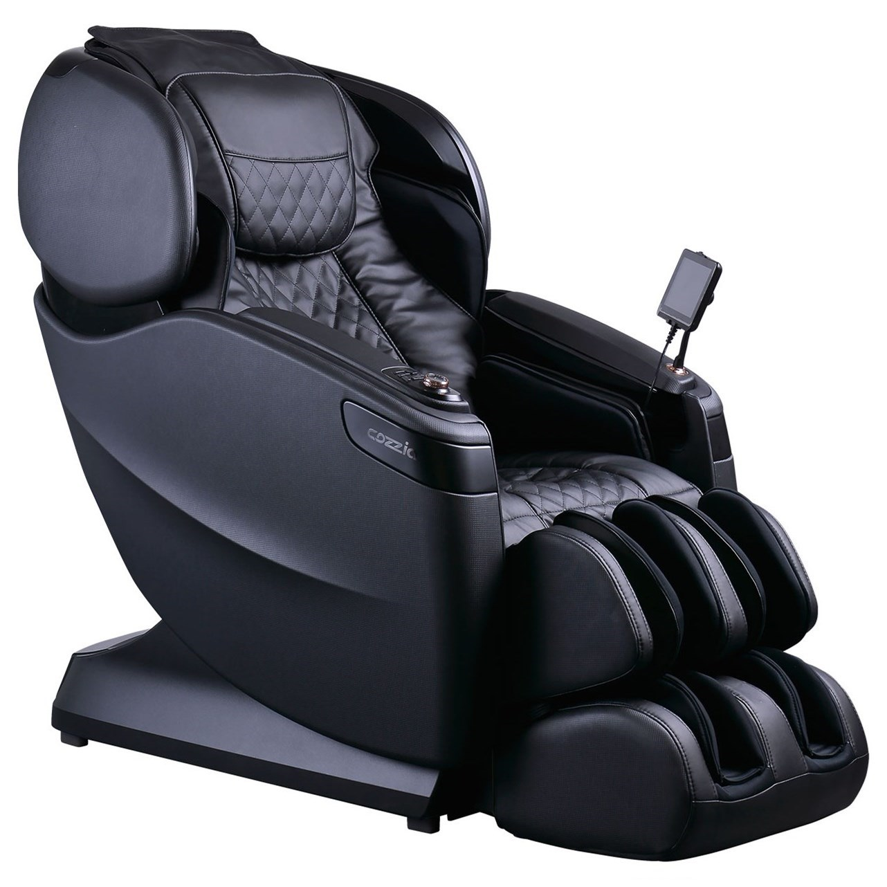Cozzia Massage Chairs Cozzia Cz Cz 710 Reclining Massage Chair With Foot And