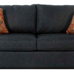Clarke Fabric Queen Sleeper Sofa Bed City Furniture Cozy Life Revolution Transitional W