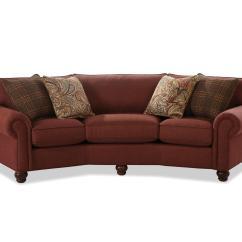 Conversational Sofa Cover Bd Craftmaster C9 Custom Collection Customizable Conversation