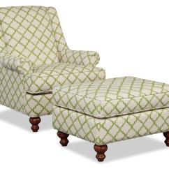 Craftmaster Chair And A Half Wayfair Chaise Lounge Chairs Accent Traditional Ottoman