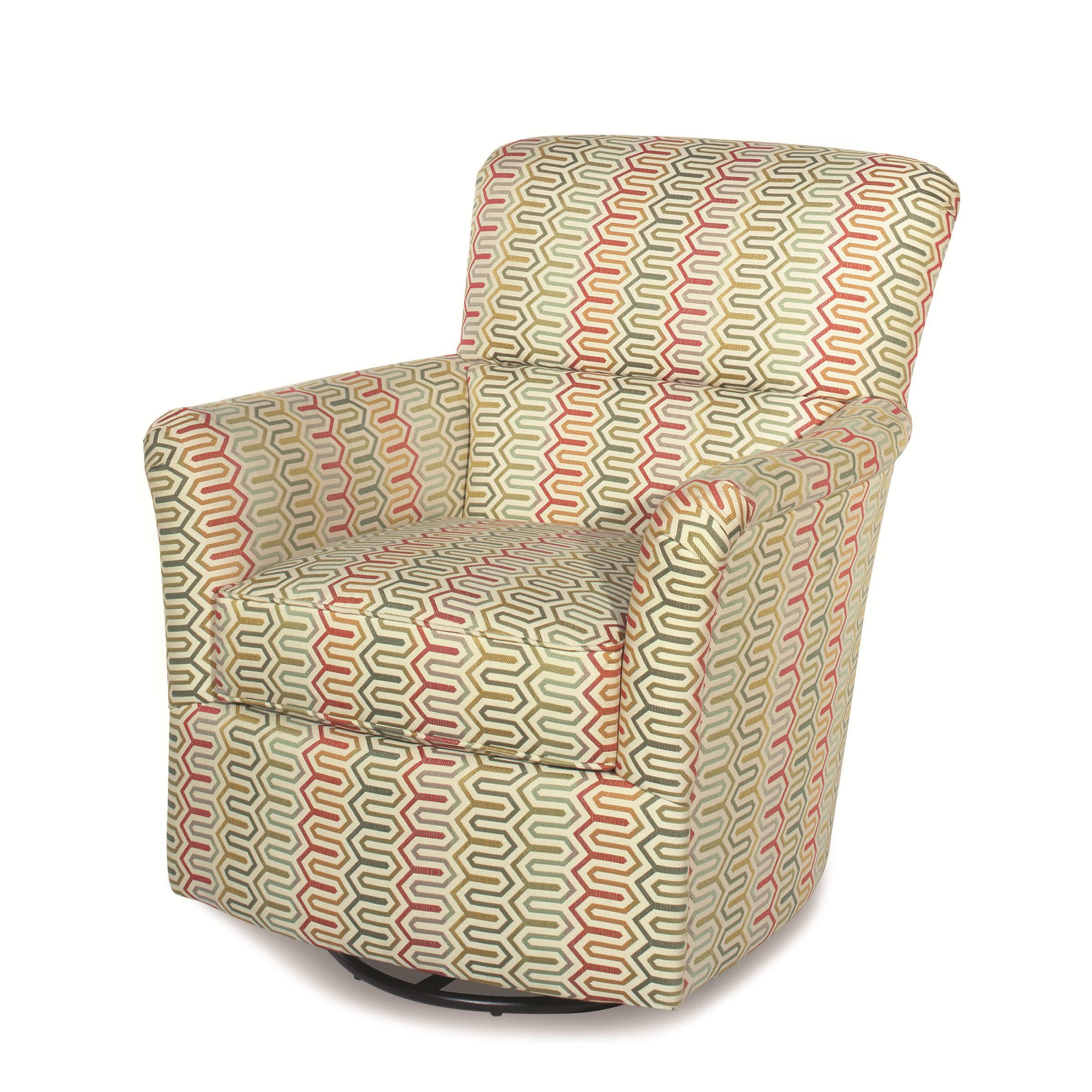 Upholstered Glider Chair Swivel Chairs Contemporary Upholstered Swivel Glider Chair