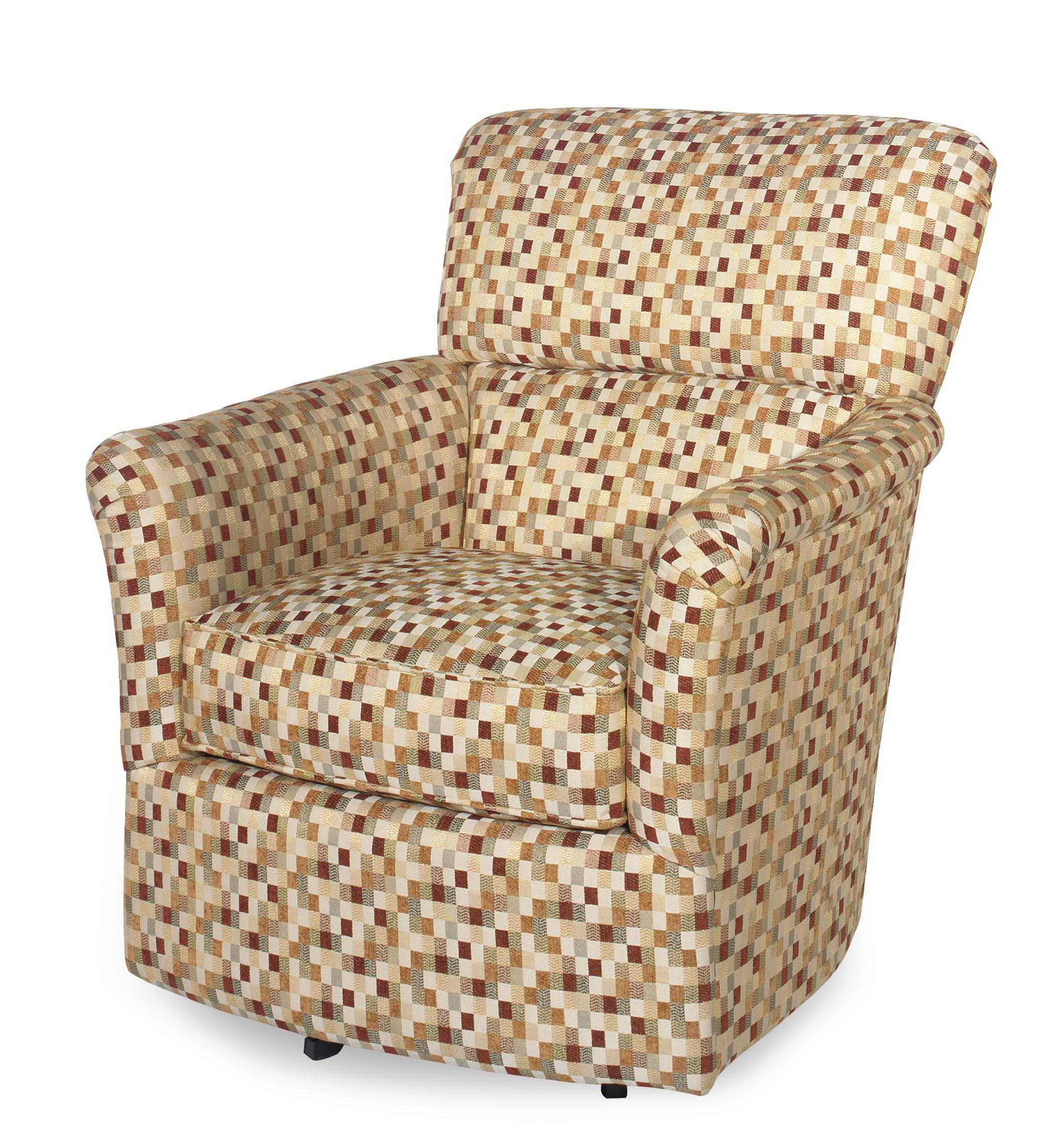 Swival Chairs Swivel Chairs Contemporary Upholstered Swivel Glider Chair