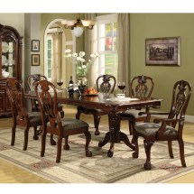 Crown Mark Table and Chair Set