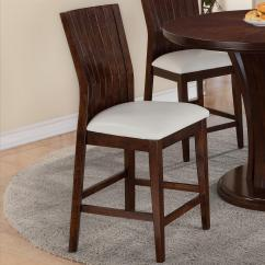 24 Dining Chairs Childrens Table And Chair Sets Plastic Crown Mark Daria 2734s Wh Bar Stool With