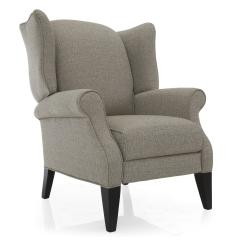 Chair Leg Design Office Best Buy Taelor Designs 2220 Traditional High Recliner Wing