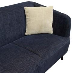 Angled Sofa Legs Buy Cushion Covers Diamond De Luca Delucalobu Modern Loveseat With