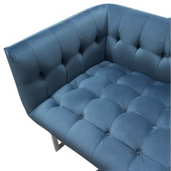 Royal Blue Velvet Chairs Walmart Leather Chair Diamond Sofa Hollywood Hollywoodsobu Tufted In