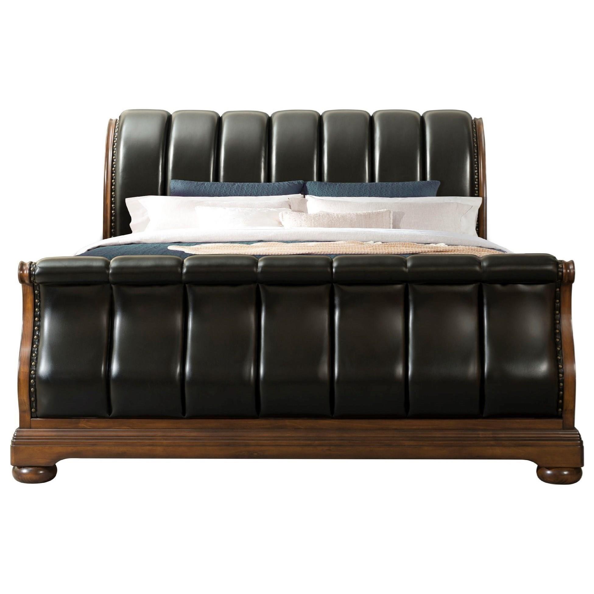 ashley furniture palmer sofa lancaster bed elements international queen sleigh miskelly