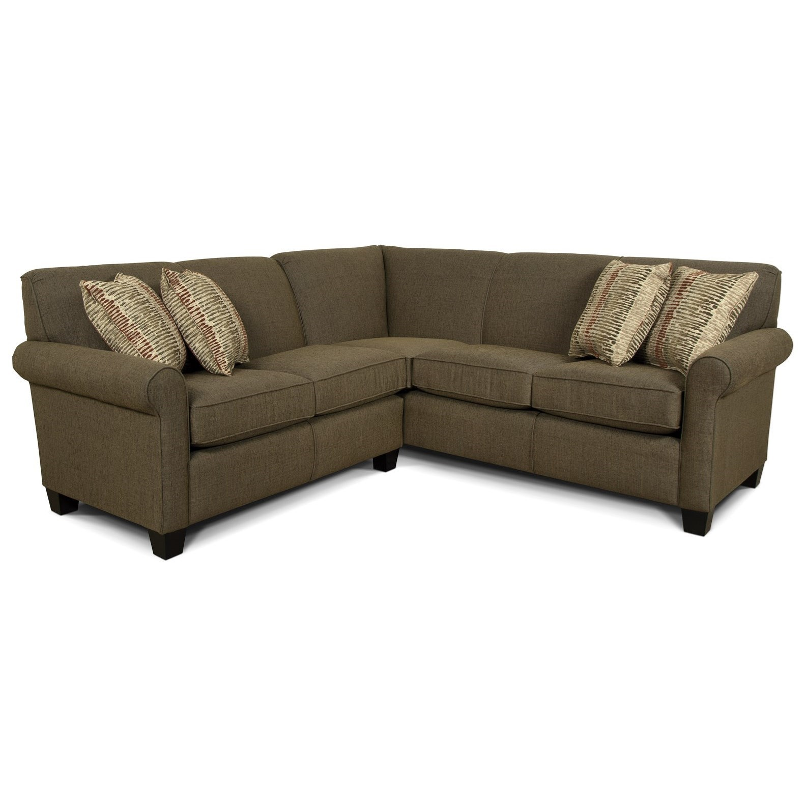 small black fabric corner sofa legs with br casters england angie sectional coconis