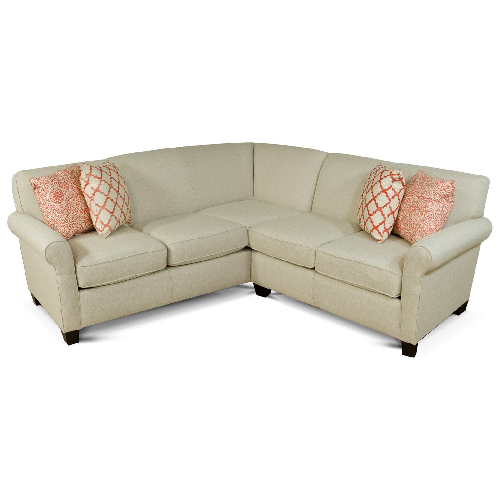 sectional sofa for small e sheets pull out bed england angie corner reeds