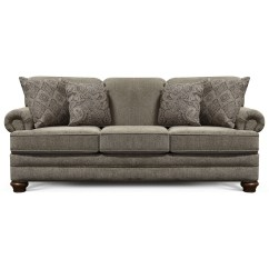 Traditional Sofa Manufacturers Uk Usa Leather 8555 England Reed With Nailhead Trim Vandrie
