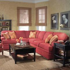 Sleeper Sofa Tampa Florida Round Fairfield 3722 2 Piece Sectional With Right Arm Queen