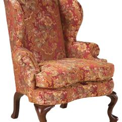 High Back Wing Chairs Best Office Chair After Spinal Fusion Fairfield 5352 01 In The