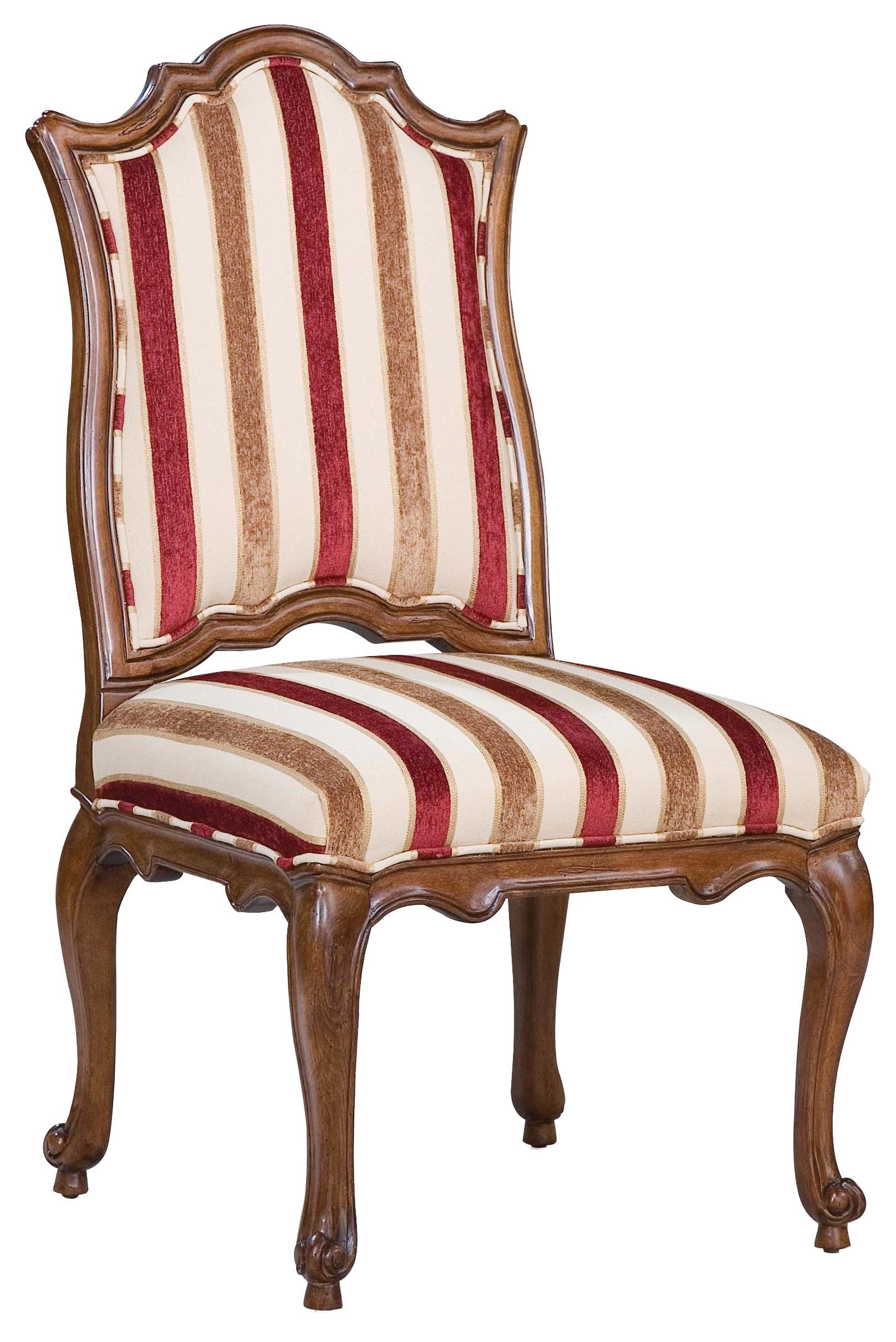 victorian accent chair adirondack cushions target fairfield chairs side with curved