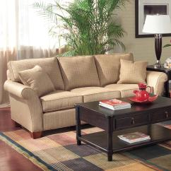 Accent Sofa Fabric Sectional Sofas With Chaise And Recliner Fairfield Accents Flair Arm Belfort