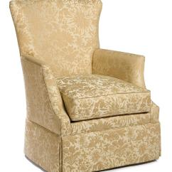Accent Swivel Chairs Restoration Hardware Chair Fairfield With Track