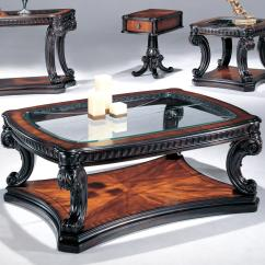 Fairmont Sofa Table Fundas Chaise Longue El Corte Ingles Designs Grand Estates Coffee W Glass