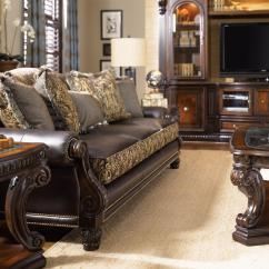 Fairmont Sofa Table Scs Sofas Company Information Designs Grand Estates Entertainment Tv Stand