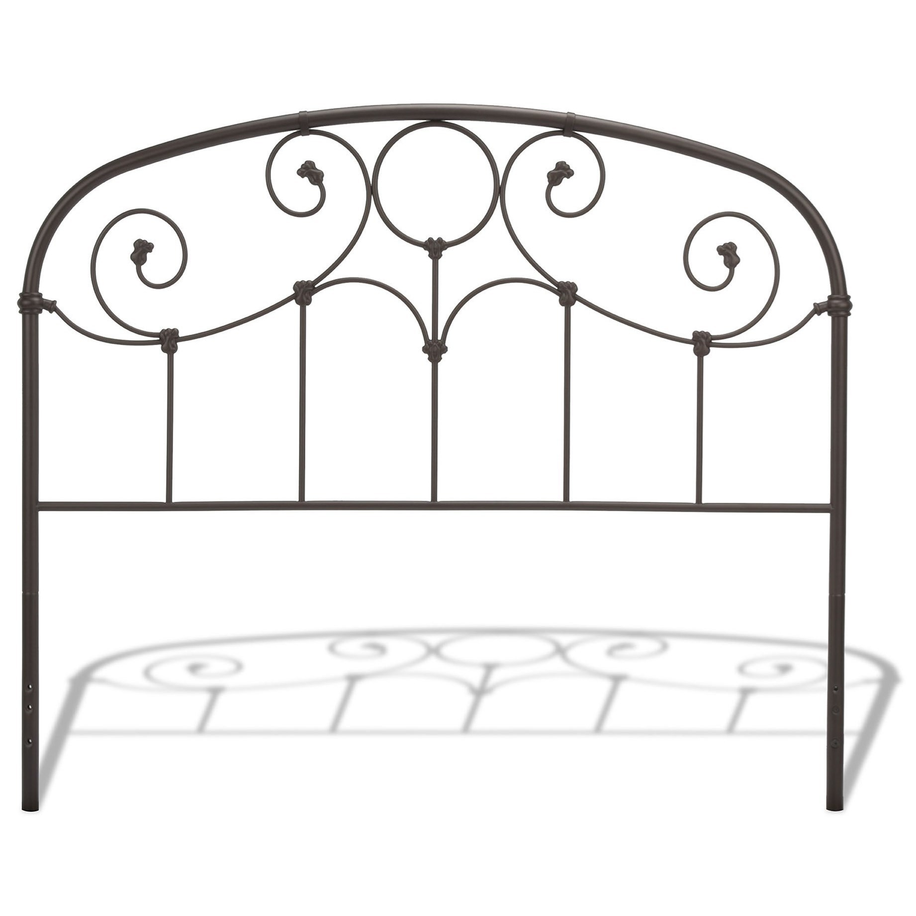 Fashion Bed Group Metal Beds B41334 Full Grafton Metal Bed